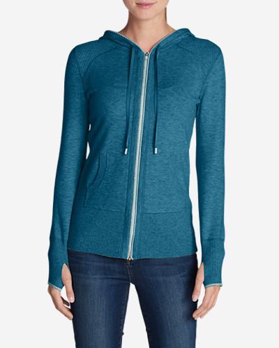 Eddie BauerWomen's Engage Full-Zip Hoodie Sweater