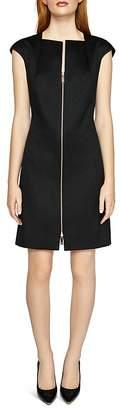 Ted Baker Miraadd Zip-Front Dress
