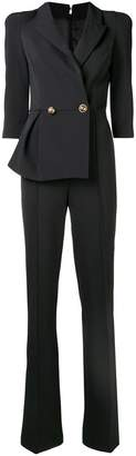 Elisabetta Franchi stretch suit-like jumpsuit