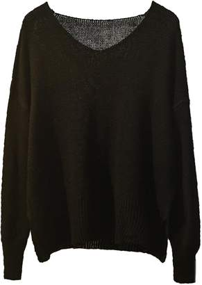 e458bd58f3d80 Goodnight Macaroon  Vincy  Slouchy Knitted Sweater (3 Colors) Plus Size