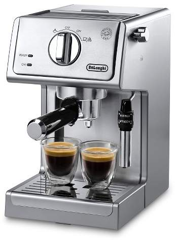 Delonghi 15 Bar Pump Espresso and Cappuccino Maker - 3630
