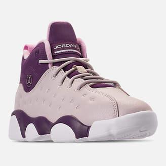 Nike Girls' Little Kids' Jordan Jumpman Team II Basketball Shoes