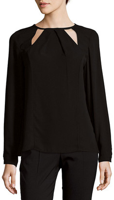 Ramy Brook Eve Long-Sleeve Top