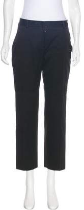 Christian Dior Mid-Rise Cropped Pants