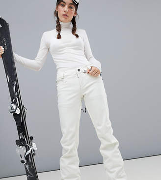 Volcom Species Stretch Pants in White
