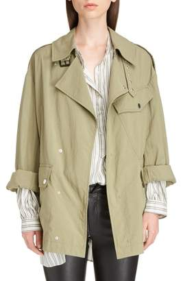 Isabel Marant Lorenzo Field Jacket