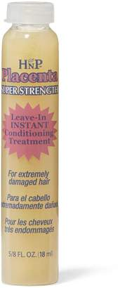 Hask Super Strength Placenta No-Rinse Instant Hair Repair Treatment Travel Size