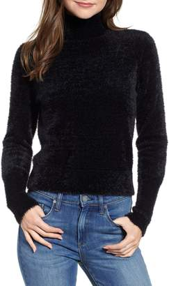 Leith Eyelash Knit Pullover