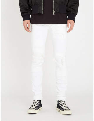 True Religion Rocco slim-fit relaxed skinny jeans