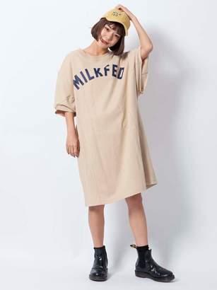 Milkfed. (ミルクフェド) - ミルクフェド DOLMAN SLEEVE DRESS