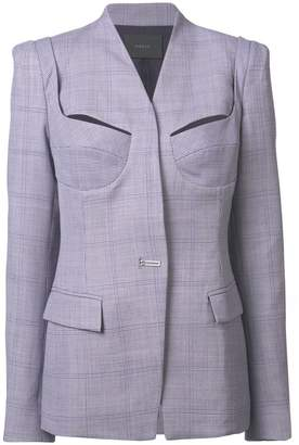 Dion Lee structured blazer