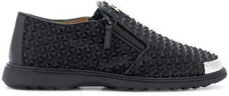 Giuseppe Zanotti Design Cedric Manhattan Loafers