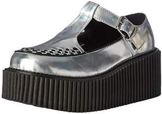 Demonia Women's Cre214/shg-bvl Fashion Sneaker