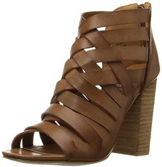 DOLCE by Mojo Moxy Women's Dakota Heeled Sandal
