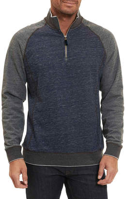 Robert Graham Stefano 1/4- Zip Classic Fit Pullover