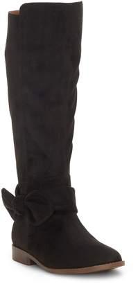 Lucky Brand Luschia Tall Bow Boot