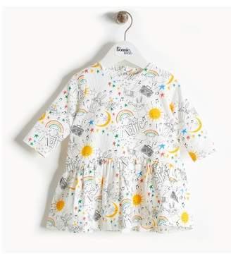 Bonnie Mob Printed Dress (Baby Girls)