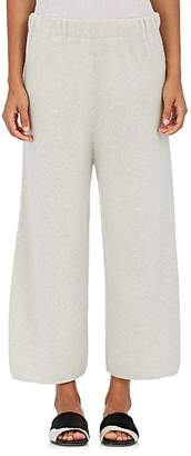 Barneys New York Women's Stockinette-Stitched Cashmere Sweatpants