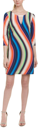 Trina Turk Bolero Shift Dress