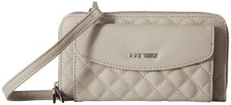 Nine West Lucie Small Leather Goods Crossbody Cross Body Handbags
