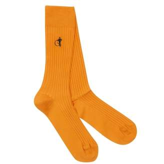 Co London Sock Simply Sartorial East India Saffron