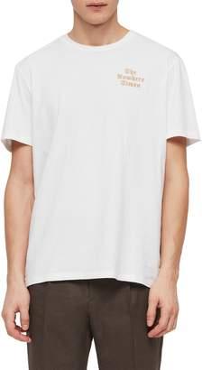 AllSaints Nowhere Classic Fit Crewneck T-Shirt