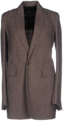 Rick Owens Coats - Item 41775047