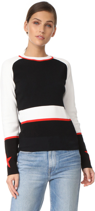 Belstaff Sinead Star Sweater $595 thestylecure.com