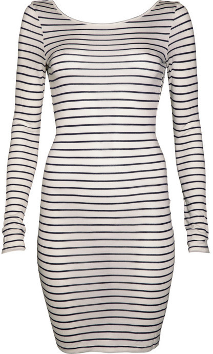 Twenty8Twelve by s.miller Regina striped jersey dress