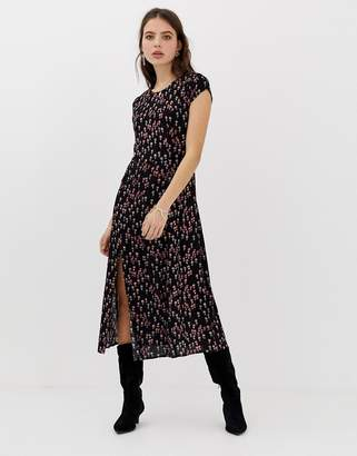 Free People Corrie ditsy floral print maxi dress