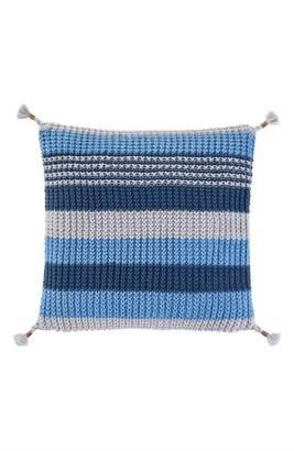 Pendleton Horizon Stripe Knit Accent Pillow