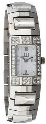 Dunhill Diamond Watch
