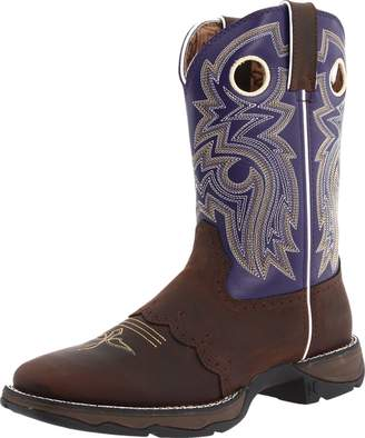Durango Women's Flirt 10 inches Saddle Western Shoe
