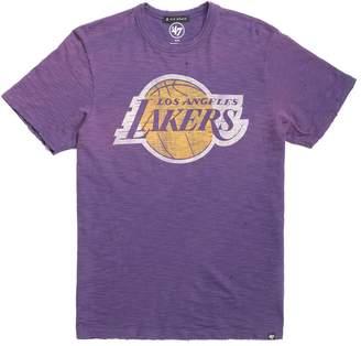 '47 DYE HOUSE - Lakers Tee - Purple