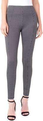 Liverpool High Waist Microcheck Skinny Pants