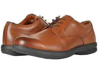 188a485f14cda Nunn Bush Marvin Street Plain Toe Oxford with KORE Slip Resistant Walking  Comfort Technology