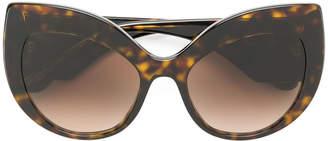 Dolce & Gabbana Eyewear cat eye sunglasses