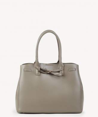 Sole Society Layton Vegan Satchel w/ Bow Tie