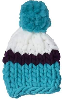 Tickled Pink Chunky Knit Hat 427a9a7da5d6