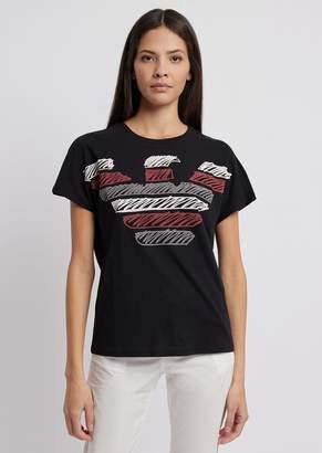 T Armani Shopstyle Eagle Shirt derQWExCBo