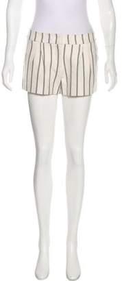 Twelfth Street By Cynthia Vincent Striped Mini Shorts w/ Tags
