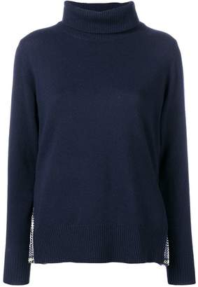 Sacai turtleneck jumper