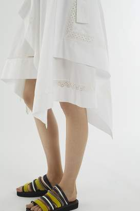3.1 Phillip Lim Handkerchief-Skirt Dress