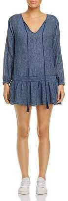 Rails Lydia Striped Drop-Waist Dress