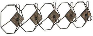 Household Essentials Wall Hook Coat Rack