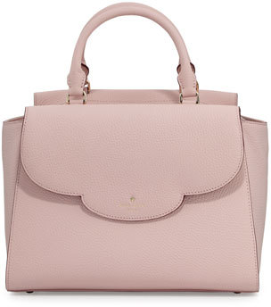 Kate Spade Kate Spade New York Leewood Place Makayla Leather Tote Bag, Pink