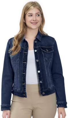 Izod Women's Jean Jacket