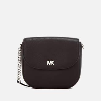 MICHAEL Michael Kors Women's Half Dome Cross Body Bag - Black
