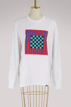 Proenza Schouler Graphic printed T-shirt
