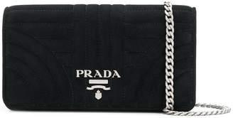 Prada quilted crossbody bag